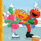 Christmas Holiday - Sesame Street - Pals on Ice - JUMBO Coloring & activity Book for Kids