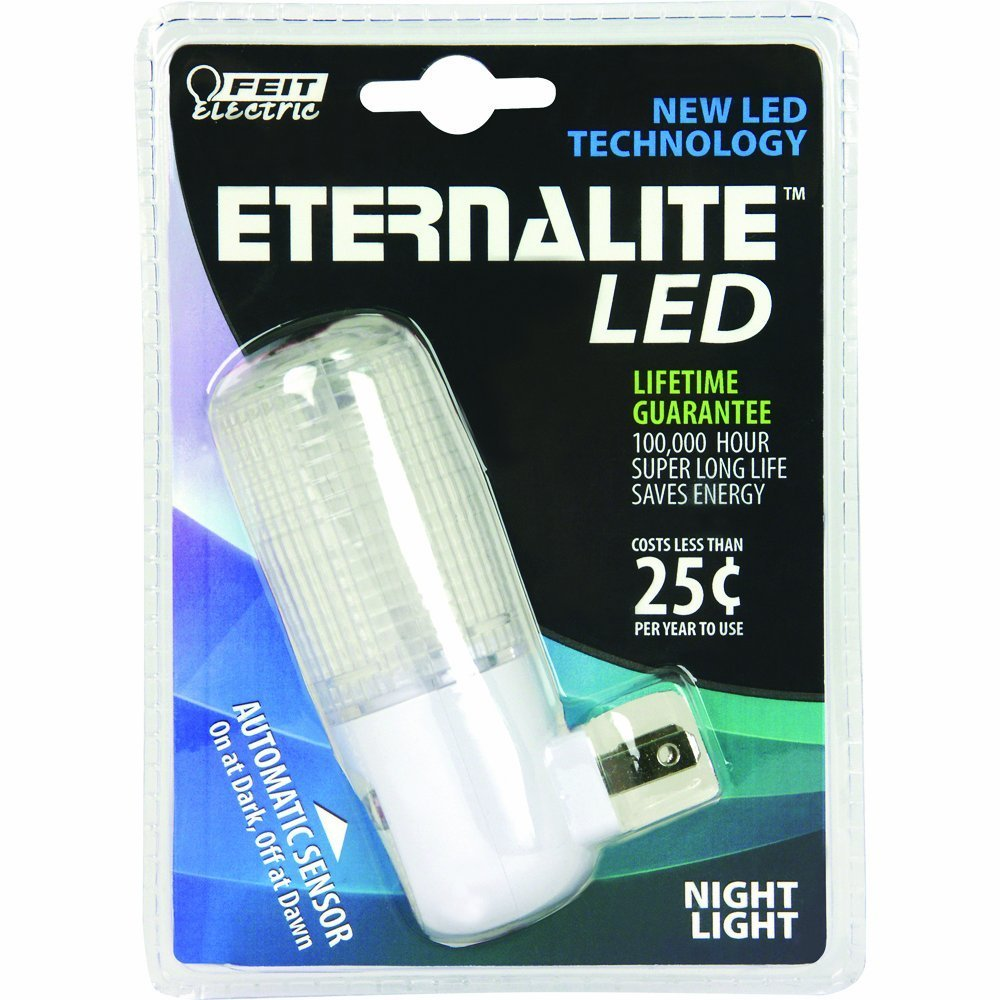 Feit Electric NL1/LED Eternalite LED Auto Sensor Night Light