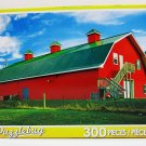 Puzzlebug 300 Piece Puzzle - Big Red Country Barn
