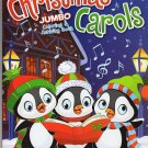 Christmas Carols Jumbo Coloring & Activity Book