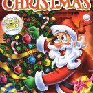 Christmas & Holiday Jumbo Coloring & Activity Book - v3