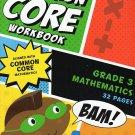 Common Core Standards Third Grade Math Workbook - v2