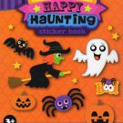 Happy Haunting - Stickers Book - 310 Stickers - Halloween Themed