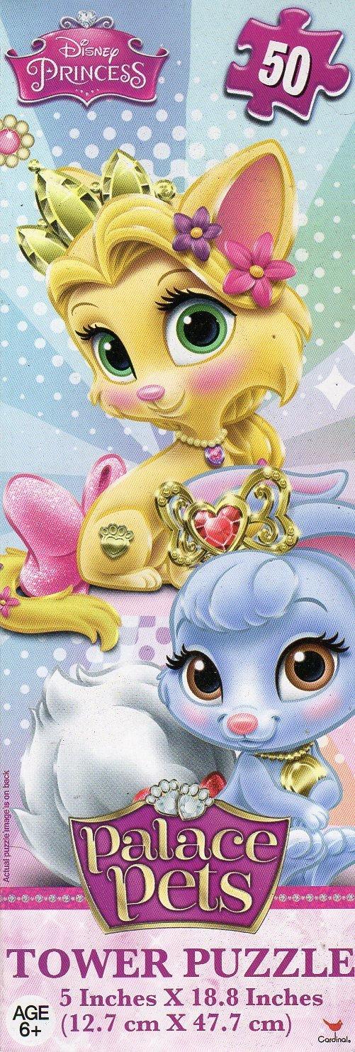 Disney Princess Palace Pets - 50 Piece Tower Jigsaw Puzzle