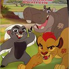 Disney The Lion Guard Jumbo coloring & Activity Book Wild Ones!