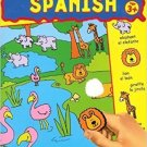 My First 100 Words in Spanish Sticker Book