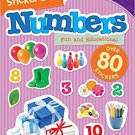 My Favorite Sticker Book: Numbers