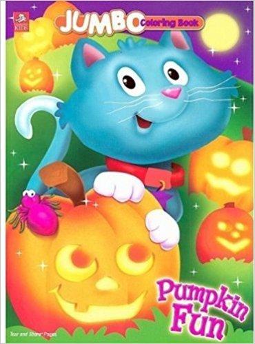 Pumpkin Fun (Jumbo Coloring Book)