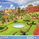 PuzzleBug 500 Piece Puzzle ~ Beautiful Tropical Botanical Gardens