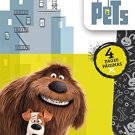 The Secret Life of Pets Stickerland Book - 295+ Stickers