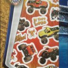 Monster Jam Sticker Pack Stickers