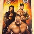 WWE Wrestling Superstars Stickers