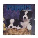 Puppies 12-Month 2017 Calendar