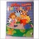 Arthur Sticker Book w/ Poster