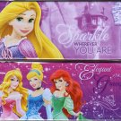 Disney Princess - Metal Tin Case Pencil Box - (1 Case Only) Assorted styles