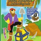 PIRATE ADVENTURE MODEL AND PLAY BOOK
