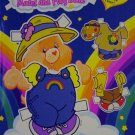 Care Bears Model and Play Book