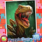 Dinosaur - 100 Piece Jigsaw Puzzle Puzzlebug