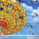 Amusement Park Fun - 500 Piece Jigsaw Puzzle Puzzlebug