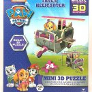 Paw Patrol Skye's Helcopter Mini 3D Puzzle