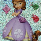 Sofia The First - Sticker Pad - 4 Sheet Stickers - 200+ Stickers