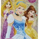 Disney Princess Sticker Pad Over 200 Stickers