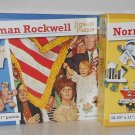 Bundle x 3 Norman Rockwell Jigsaw Puzzles, 500 pc