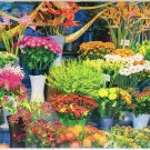 Beautiful Market Flowers - Puzzlebug 650 Piece Jigsaw Puzzle