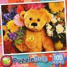 Bee Mine - PuzzleBug - 100 Piece Jigsaw Puzzle