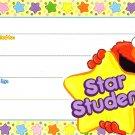 Sesame Street Classroom Certificates - v2
