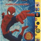 Marvel Ultimate Spiderman Sticker Pad with Over 270 Stickers