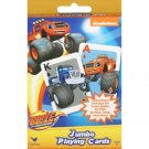 Blaze and the Monster Machines Jumbo Playing Cards