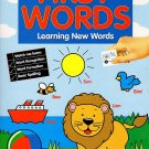 First Words - Preschool Sticker Activity Book - with over 50 Stickers