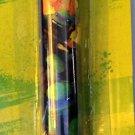 TMNT Ninja Turtle Flashlight Pen - Mini LED Flashlight with Pen 2 in 1