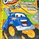 Tonka Chuck & Friends Jumbo Coloring & Activity Book