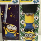 Dispecable Me Minions Two 50 Piece Tower Puzzle Set