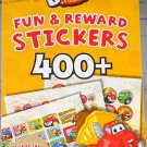 400+ Fun & Reward Stickers Tonka Chuck & Friends