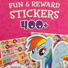 My Little Pony Fun Rewards Stickers - 400+