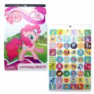 My Little Pony 216p 4sheet Sticker Book 2set