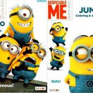 Minion Coloring Books Bello and Mischievious 2 Pack