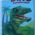 Dino Adventures Coloring & Activity Book