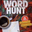 Large Print Word Hunt - All New Puzzles - v 6