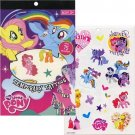 My Little Pony Temporary Tattoos - 75pc