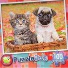 Best Buddies - PuzzleBug - 100 Piece Jigsaw Puzzle