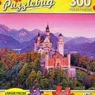 Neuschwanstein Castle, Bavaria, Germany - 300 Piece Jigsaw Puzzle Puzzlebug