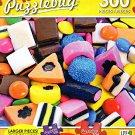 Colorful Licorice Candy mix - 300 Piece Jigsaw Puzzle Puzzlebug