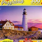 Portland Head Light, Cape Elizabeth, Maine - 300 Piece Jigsaw Puzzle Puzzlebug