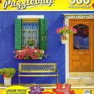 Colorful Apartment building, Burano, Venice, Italy - 300 Piece Jigsaw Puzzle Puzzlebug