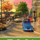 Siene Sunset - 500 Piece Jigsaw Puzzle