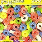 Colorful Pacifier Gummy Candy - 300 Piece Jigsaw Puzzle Puzzlebug